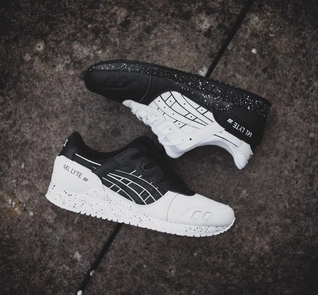 08034b7dd The Asics Gel-Lyte III Oreo Pack Will Make You Look Twice - WearTesters