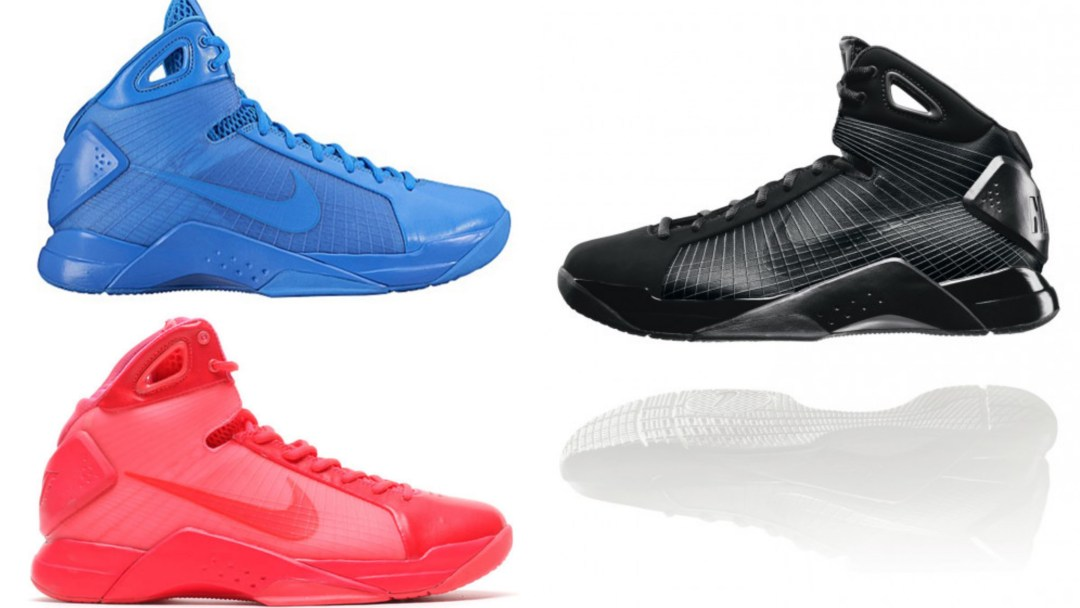 best service 8d187 9eb2e The Nike Hyperdunk 2008 Retro is Available Now in 3 Colorways ...