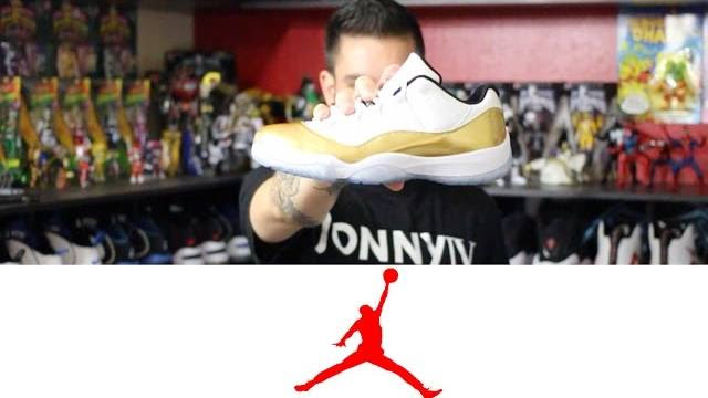 the latest 0d102 24ff5 Air Jordan 11 Retro Low  Closing Ceremony    Detailed Look and ...