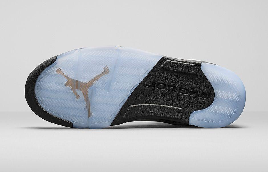 247ab274853a53 Air Jordan 5 Retro Gold Medal 5 - WearTesters