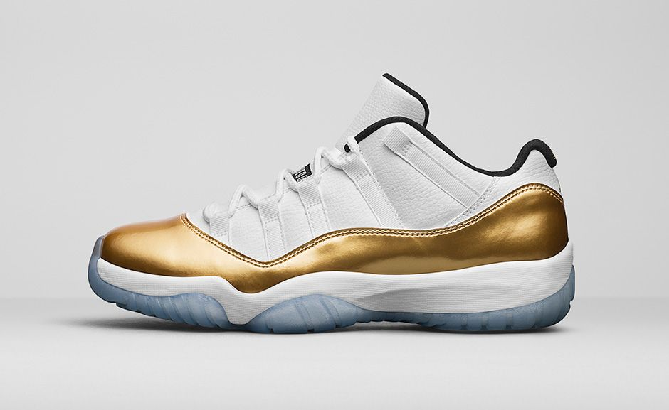 832aa7f9ea40c4 Get an Official Look at the Air Jordan 11 Retro Low  Closing Ceremony  3