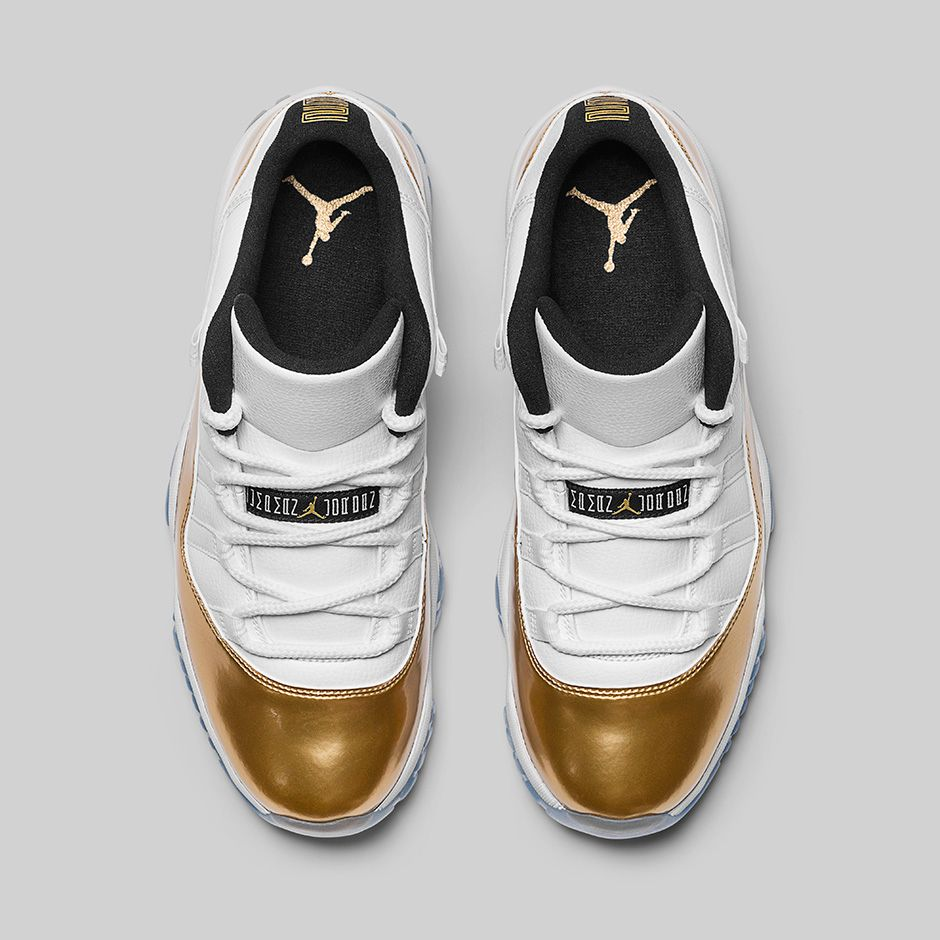 89545a74605 Get an Official Look at the Air Jordan 11 Retro Low  Closing Ceremony  5