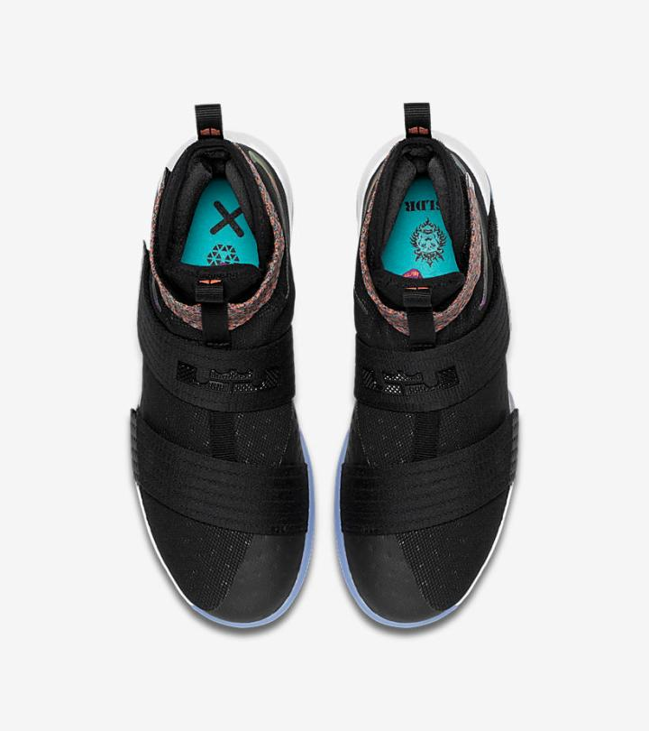 Nike LeBron Soldier 10 'Unlimited' top view