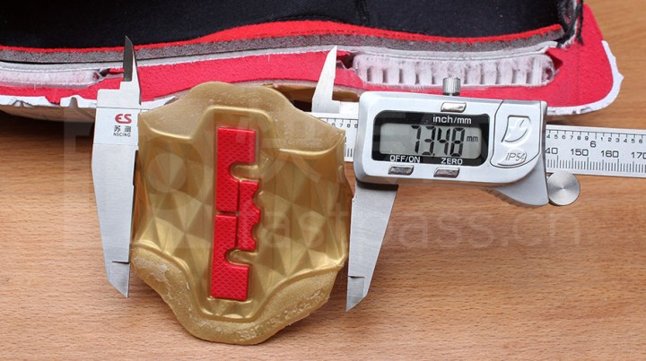 Nike Lebron Ambassador 8 - Deconstruct - Shankplate3