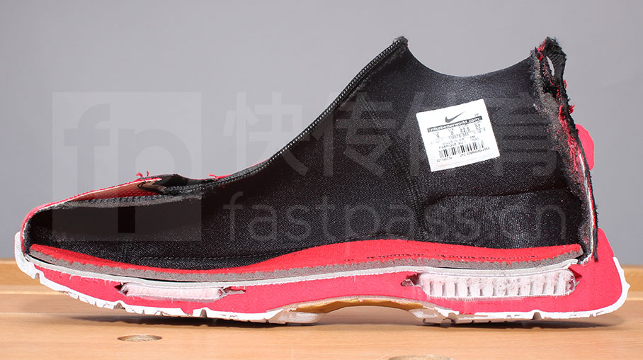 check out 276c1 656cd Nike Lebron Ambassador 8 - Deconstruct - Side