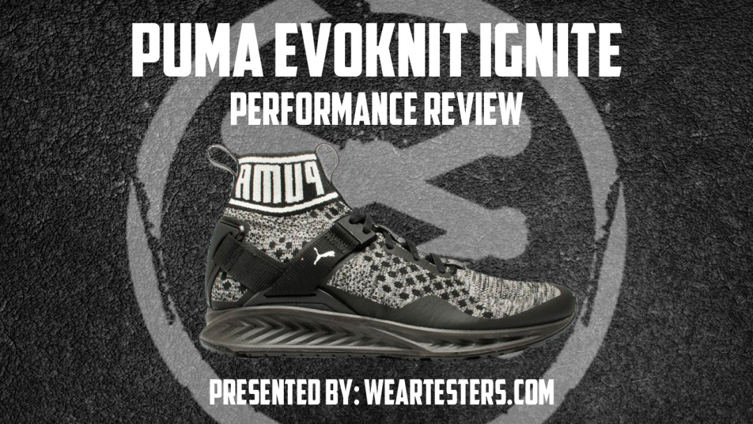 Puma evoKnit Ignite Performance Review - WearTesters 2be022aa9