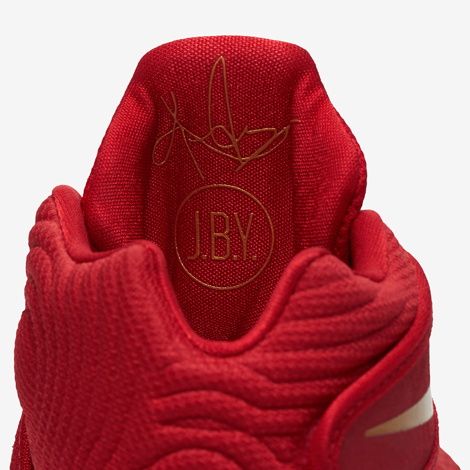 finest selection 825d0 17d3b The Nike Kyrie 2 has a  Gold Medal  Colorway Before Kyrie Has an Actual  Gold Medal-5