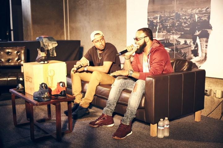 Under Armour Curry Lux Pop Up Shop Event Recap Ft. E 40 & Too $hort 5