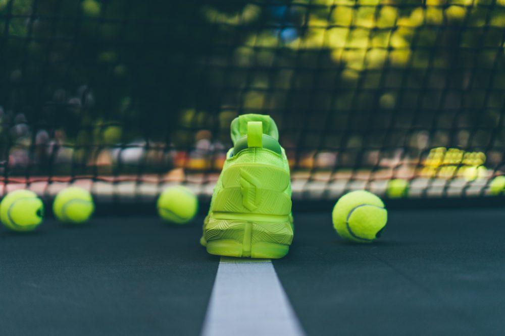 size 40 d85a6 8b958 adidas Basketball Unveils the New D Lillard 2 Tennis Ball Edition 5