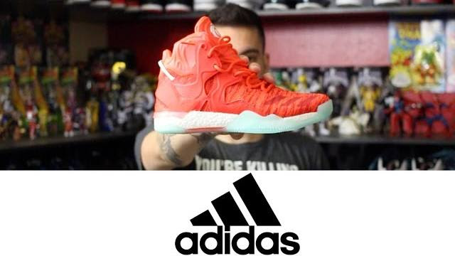 100% authentic ab05b 26e8d adidas D Rose 7 Primeknit  Detailed Look and Review - WearTe