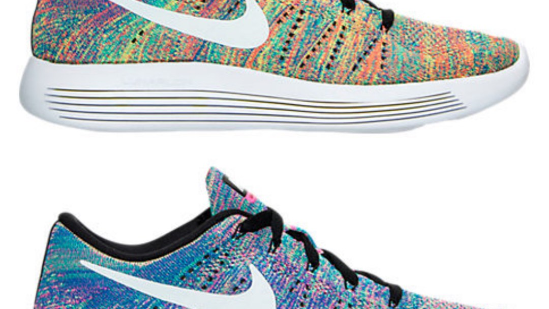 d0db5fc8c045a Multicolor Returns on These Nike Lunarepic Low Flyknit Renditions ...