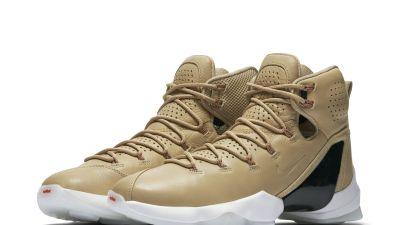 308fc752a391 The Nike LeBron 13 Elite LB  Linen  Gets a Release Date
