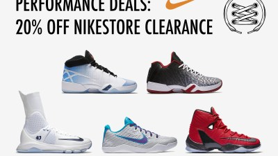 3f3f2618cdf4e Performance Deals  the Newest Nike   Jordan Basketball Shoes for 20% Off