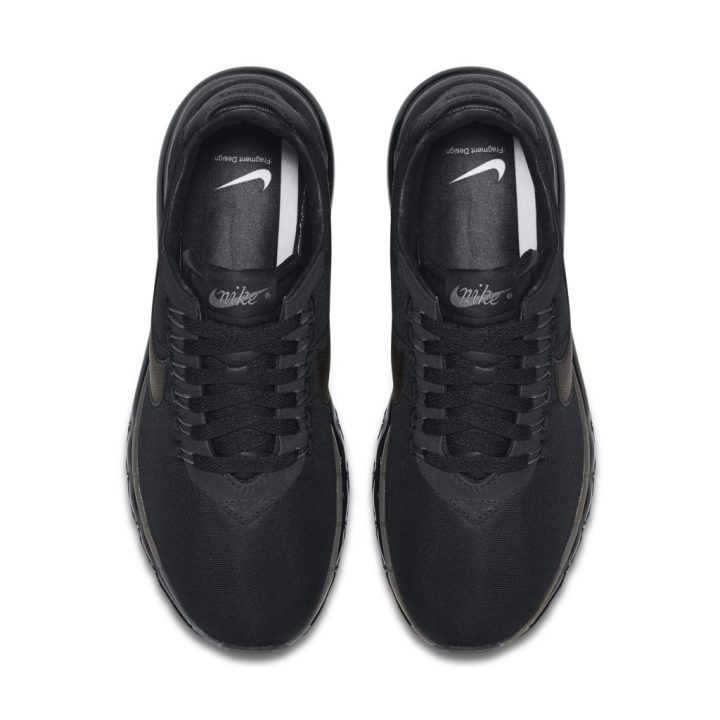 Air Max LTD 0 Fragment - Black - Top