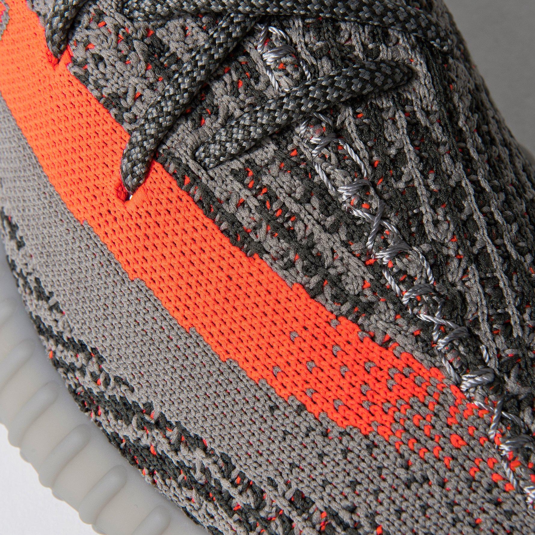 Adidas Yeezy Boost 350 V2 Replica Beluga Grey Orange BB1826