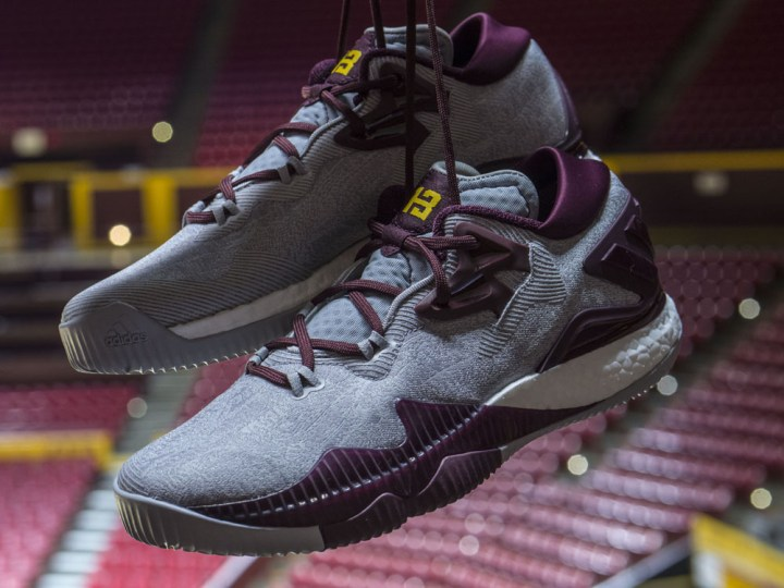 Get Up Close and Personal with the adidas CrazyLight Boost 2016 ASU Edition 8