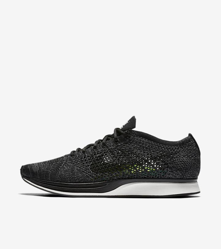 100% authentic 0ee1f b1282 Nike Flyknit Racer Knit By Night 1
