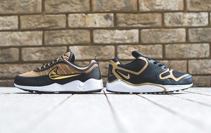 reputable site 705c3 fb7bf The Nike Golden Shine Collection (Spiridon  Talaria) is Avai