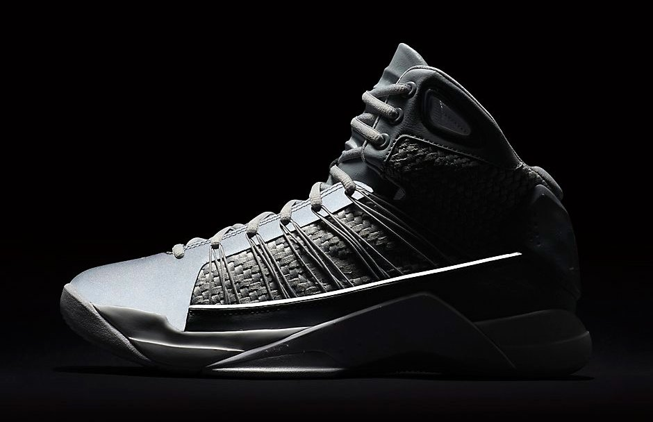 2013420cf0cb Nike Hyperdunk Lux Will Release in Popular  Cool Grey  - WearTesters