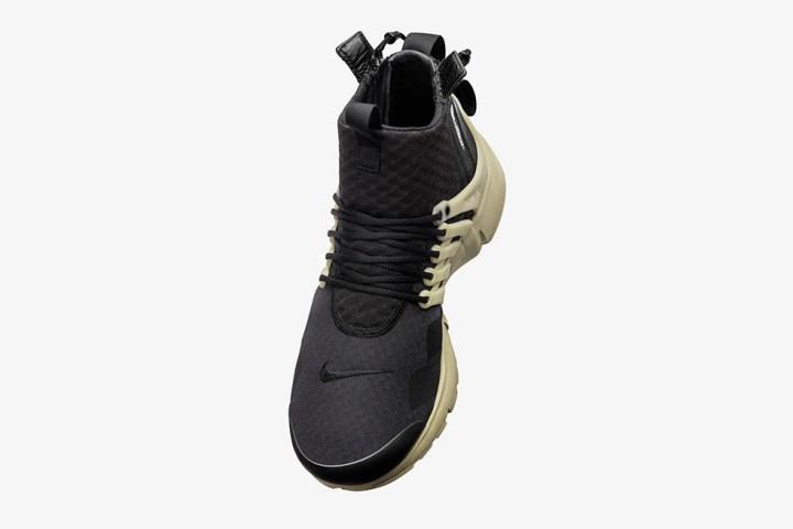 best sneakers fbc95 decd4 nikelab air presto mid x acronym review d7b1301 on foot youtube .
