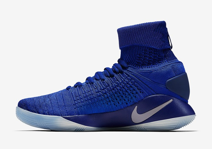 02d5fdc6cdfa73 The Nike Hyperdunk 2016 Elite Surfaces in  Game Royal  - WearTesters