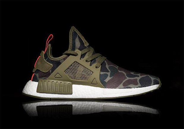 78d13b85a3320 Duck Camo  Covers this adidas NMD XR1 Colorway - WearTesters