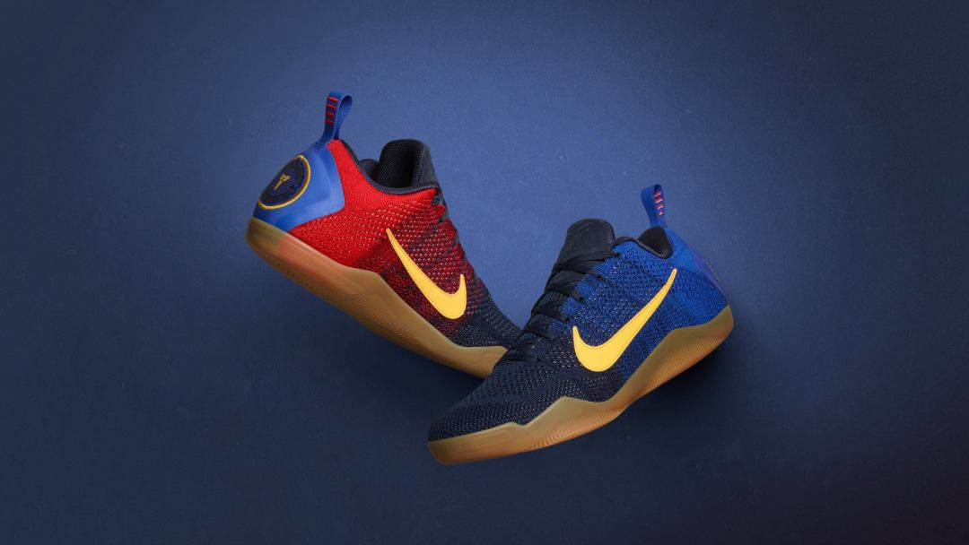 9e896bd9c29a The Nike Kobe 11  Mambacurial  FC Barcelona is Available Now ...