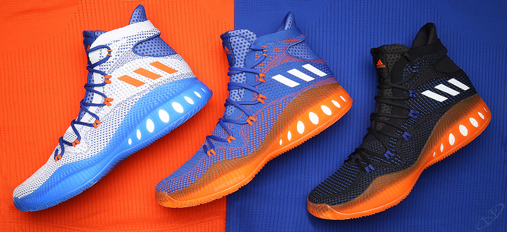 188e5696b0832 Get Up Close and Personal with Kristaps Porzingis  adidas Crazy ...