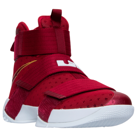 106eec1b199 The Nike LeBron Soldier 10  Christ the King  is Available Now ...