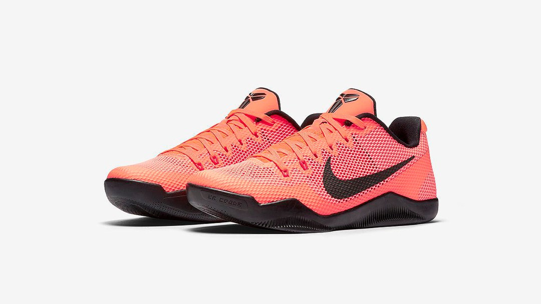 best sneakers 3b713 67e88 The Nike Kobe 11  Bright Mango  is Available Now - WearTesters