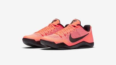 5c93e1cfa9c The Nike Kobe XI Low  Bright Mango Bright Crimson  Gets a Release Date