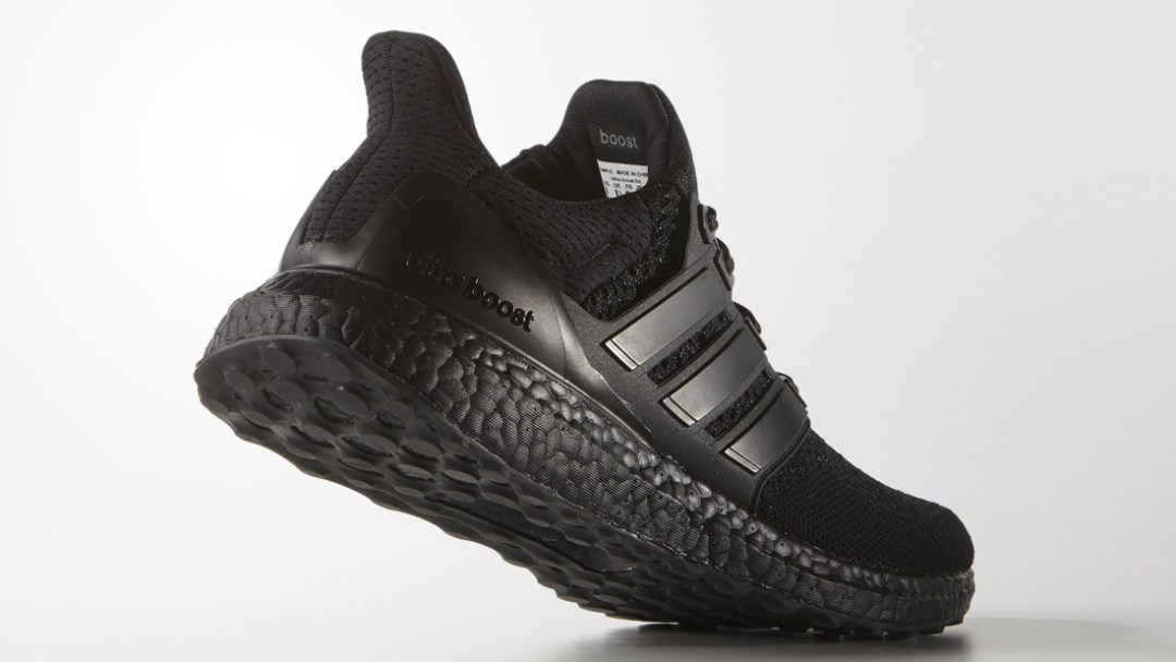 d332f4c4367f2 adidas Ultra Boost  Triple Black  is Coming Soon - WearTesters