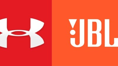 under armour and jbl UA Sport Wireless Heart Rate Headphones