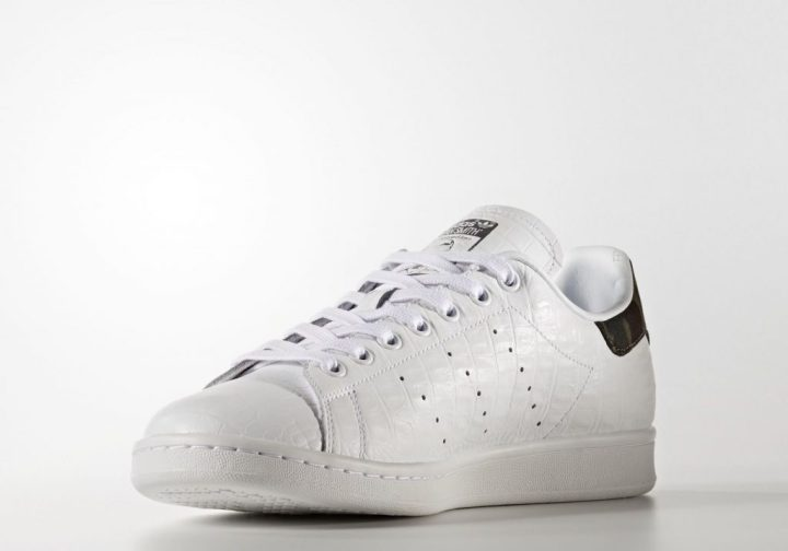 Adidas Originals Stan Smith Croc -Angle