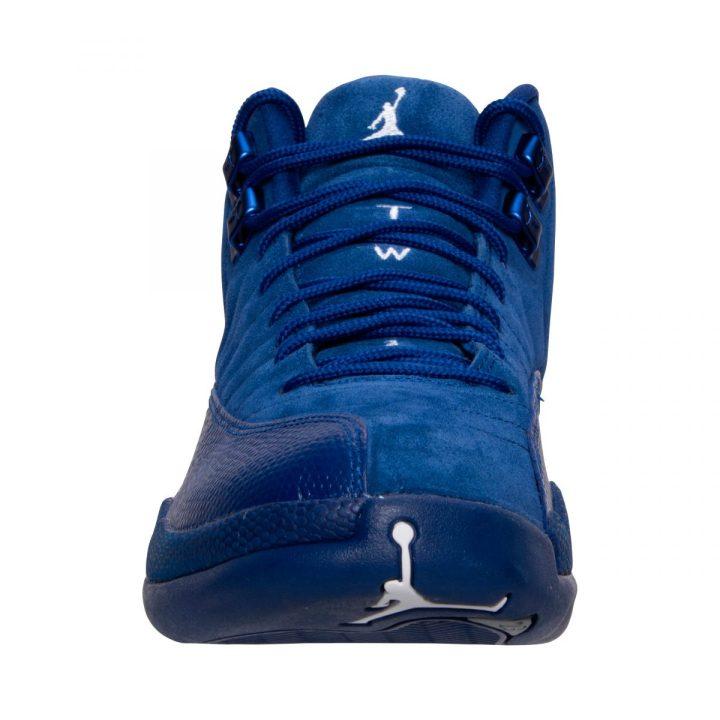 Air Jordan 12 PRM deep Royal Blue 4