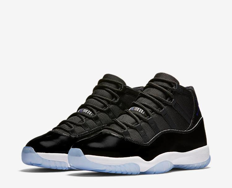 8fe4aeee9143 Official Images of the Air Jordan 11 Retro  Space Jam  - WearTesters