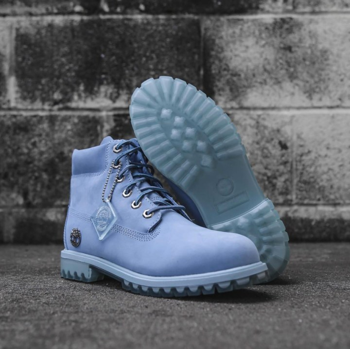 "'First Frost' Timberland 6"" Premium Boot 3"