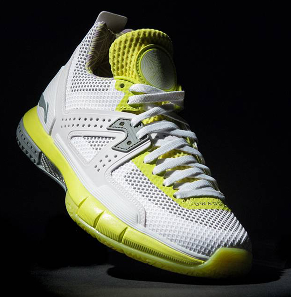 li-ning way of wade 5 performance review cushion