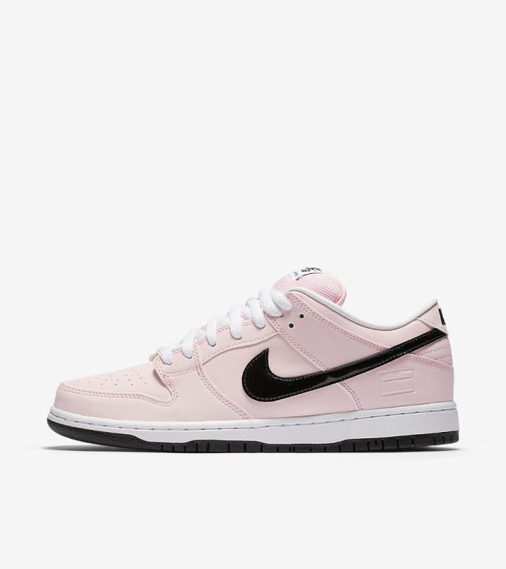 3969dba62d978f A Detailed Look at the Nike Dunk Low SB Elite  Pink Box  - WearTesters