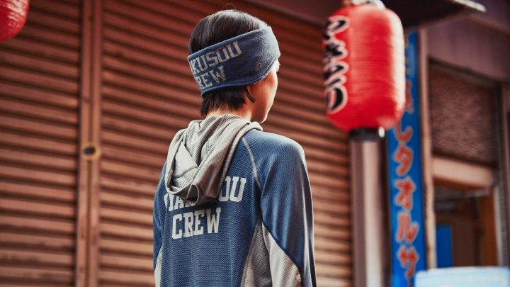 NikeLab Gyakusou AeroReact ½ Zip Hoodie