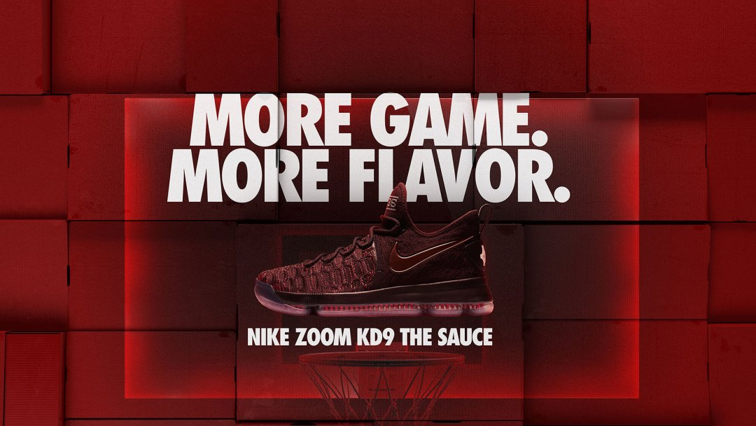 online store 36633 50a1e The Nike KD 9 Has the  Sauce  - WearTesters