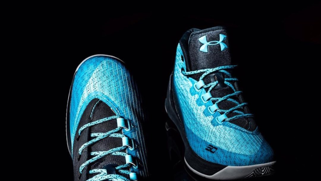 A Possible UA Curry 3 Carolina Panthers-Inspired Colorway - WearTesters 55bc171143