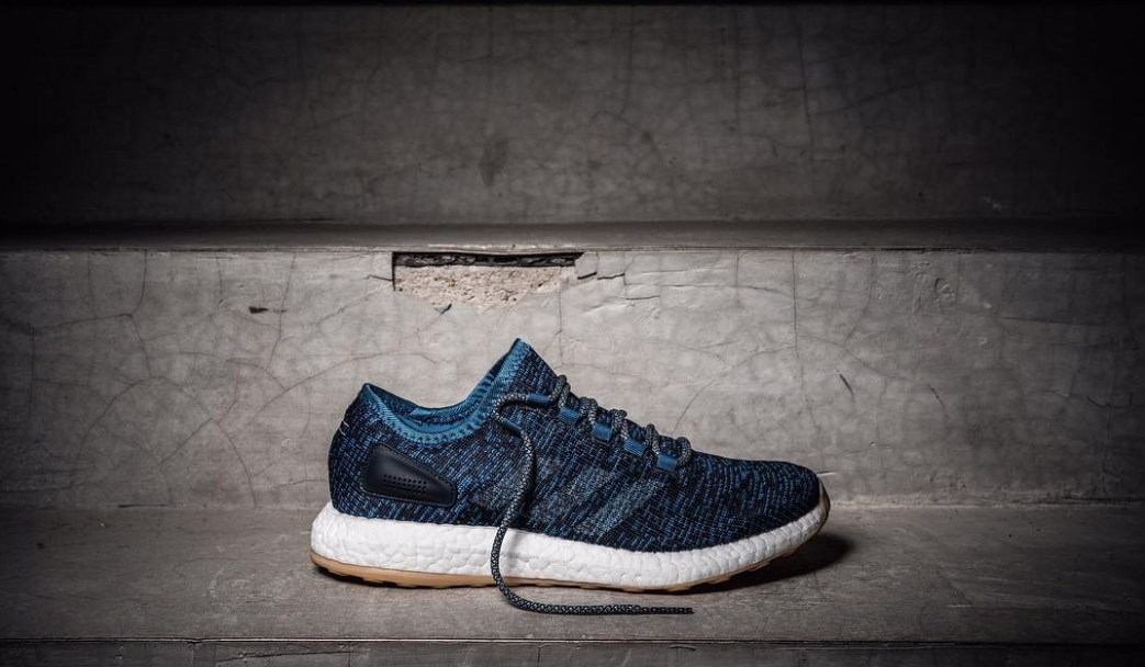 59e49ab8941 The Next adidas PureBoost May Be Getting a Gum Outsole - WearTesters