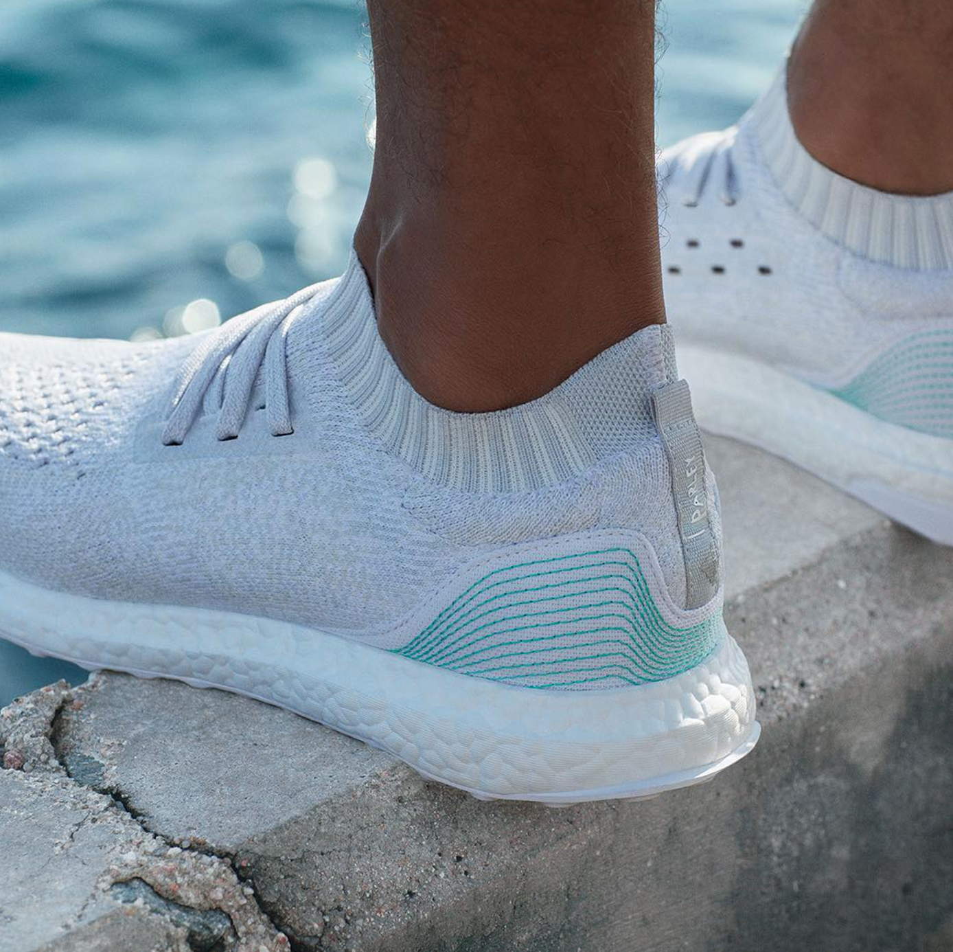 The Adidas Uncaged Parley For The Oceans Drops Tomorrow