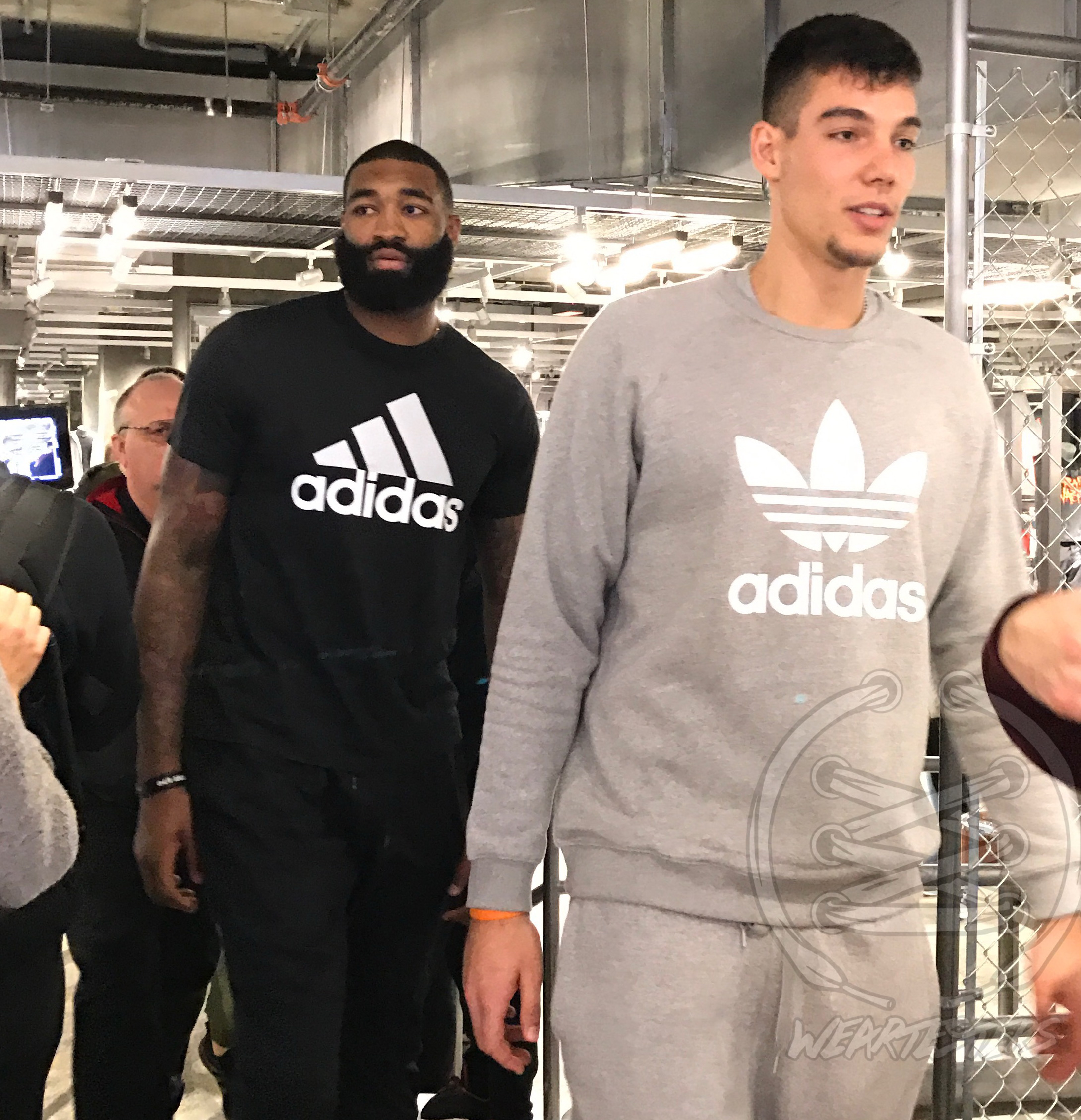 faf54fca1289c Adidas NYC - Willy and Kyle) - WearTesters
