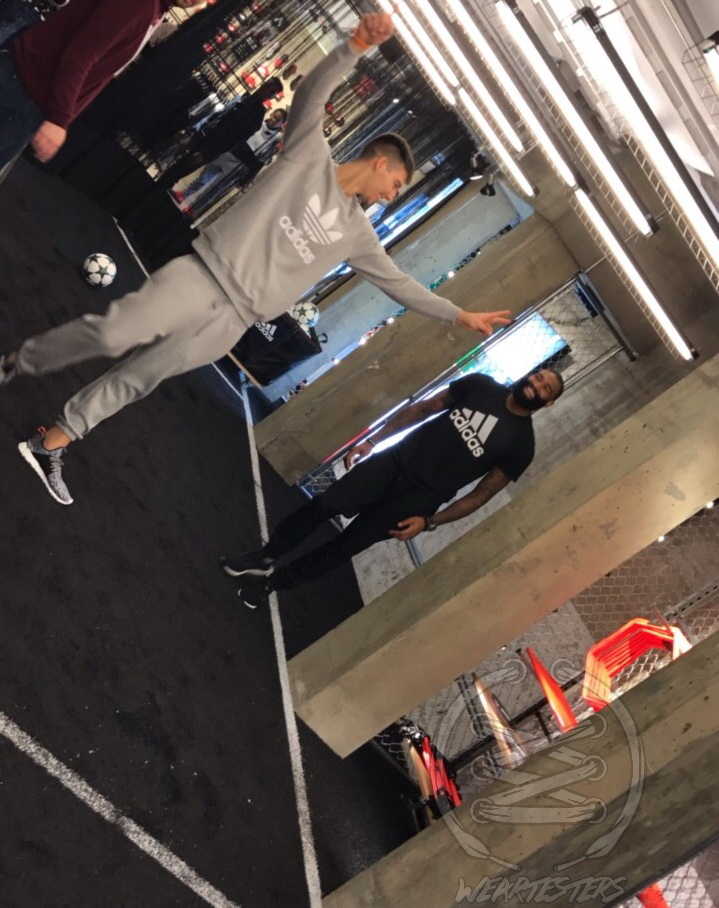 de7f6b8b5f8b2 Adidas NYC - Willy and Kyle O Quinn - WearTesters