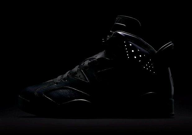 Air Jordan 6 Retro All-Star - Reflective