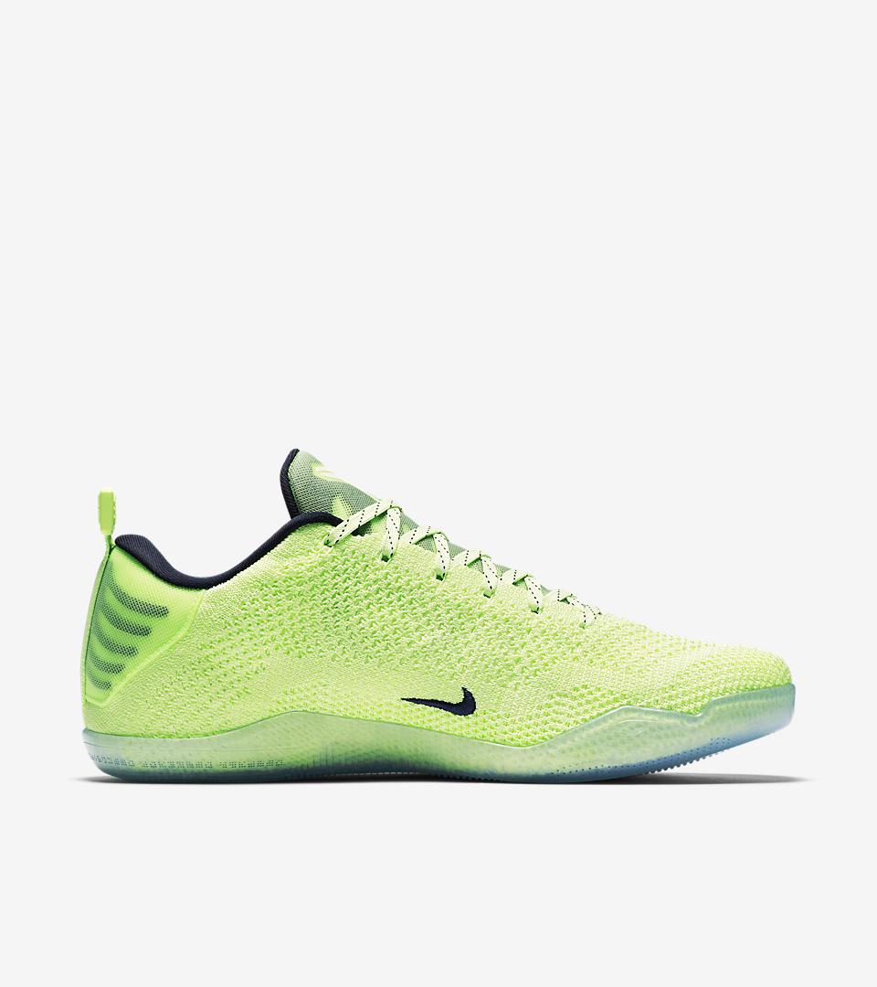 7361efd002d3 Nike Kobe XI Elite Low Ghost of Christmas Past 4 - WearTesters