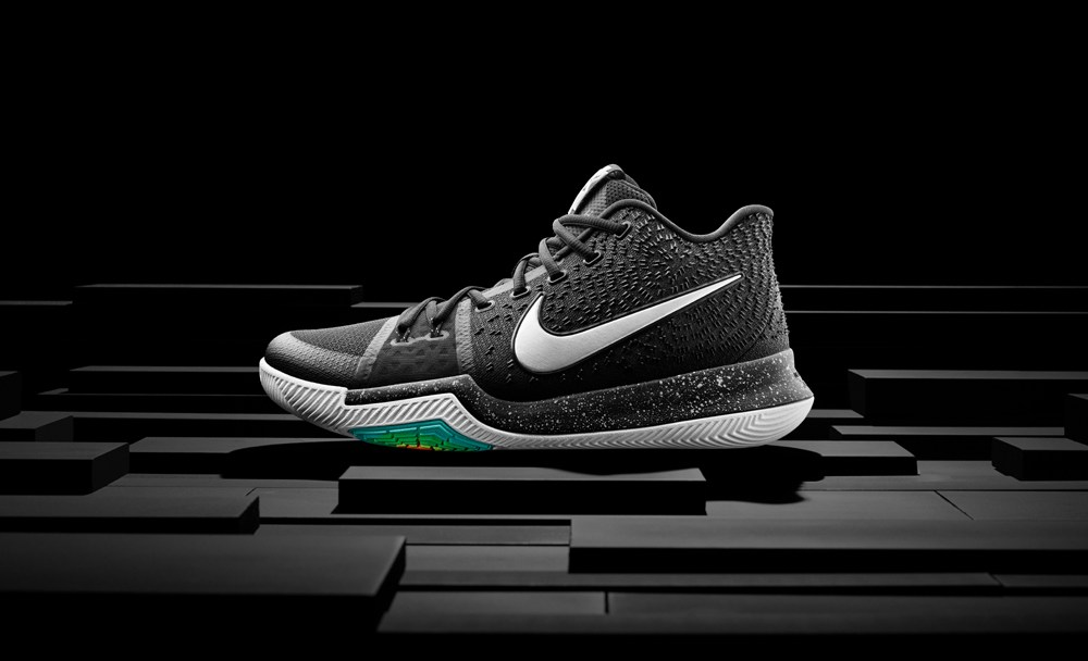 newest 88f65 5eb2b Nike Officially Unveils the Kyrie 3 - WearTesters
