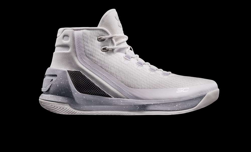 reputable site 6793d 0fc37 Steph Curry s Christmas Shoe, the UA Curry 3  Raw Sugar , is ...